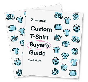 Custom T-Shirt Buyer's Guide 2.0