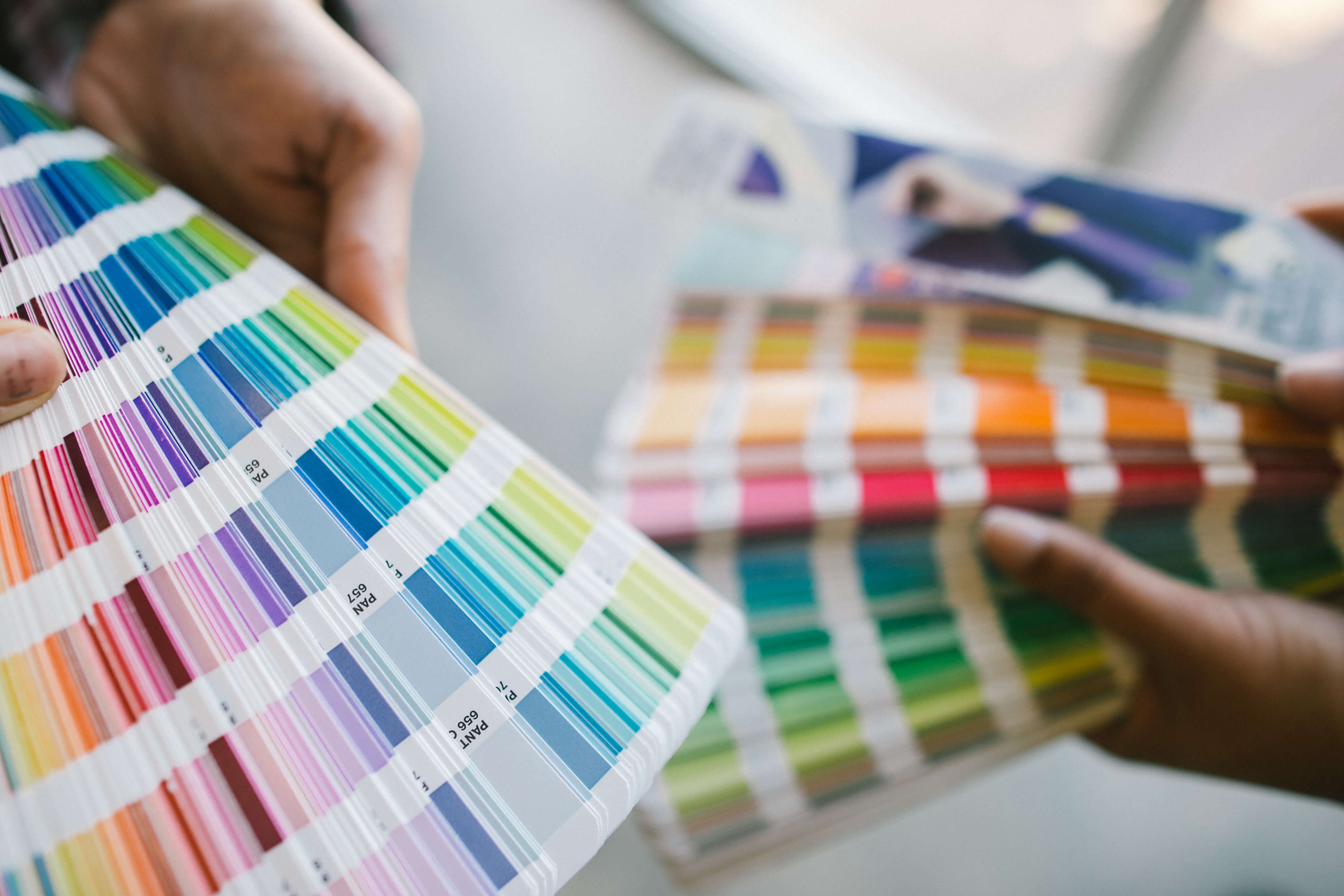 How to Pantone Color Match for Custom Embroidery