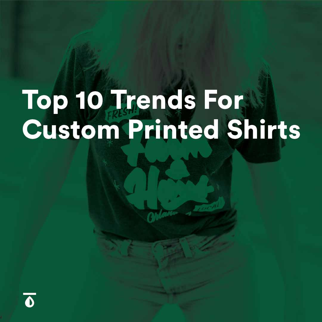 Top 10 Trends Infographic