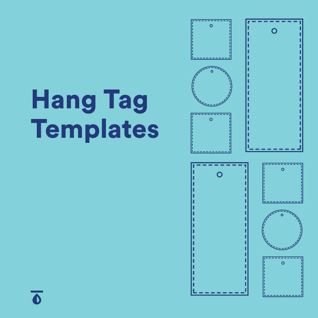 Hang Tag Templates