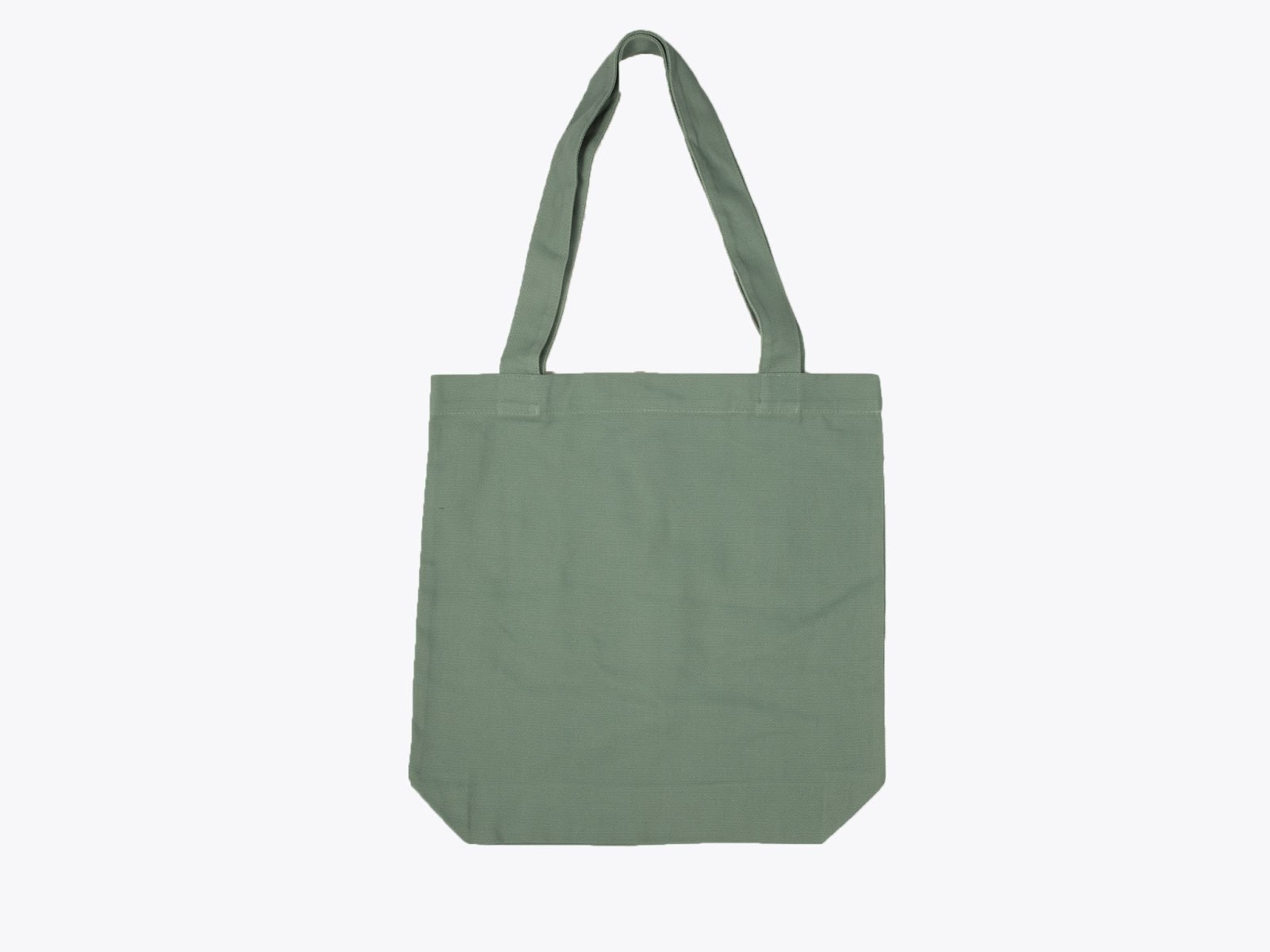 AS Colour 1001 Carrie Muted Green Tote Bag
