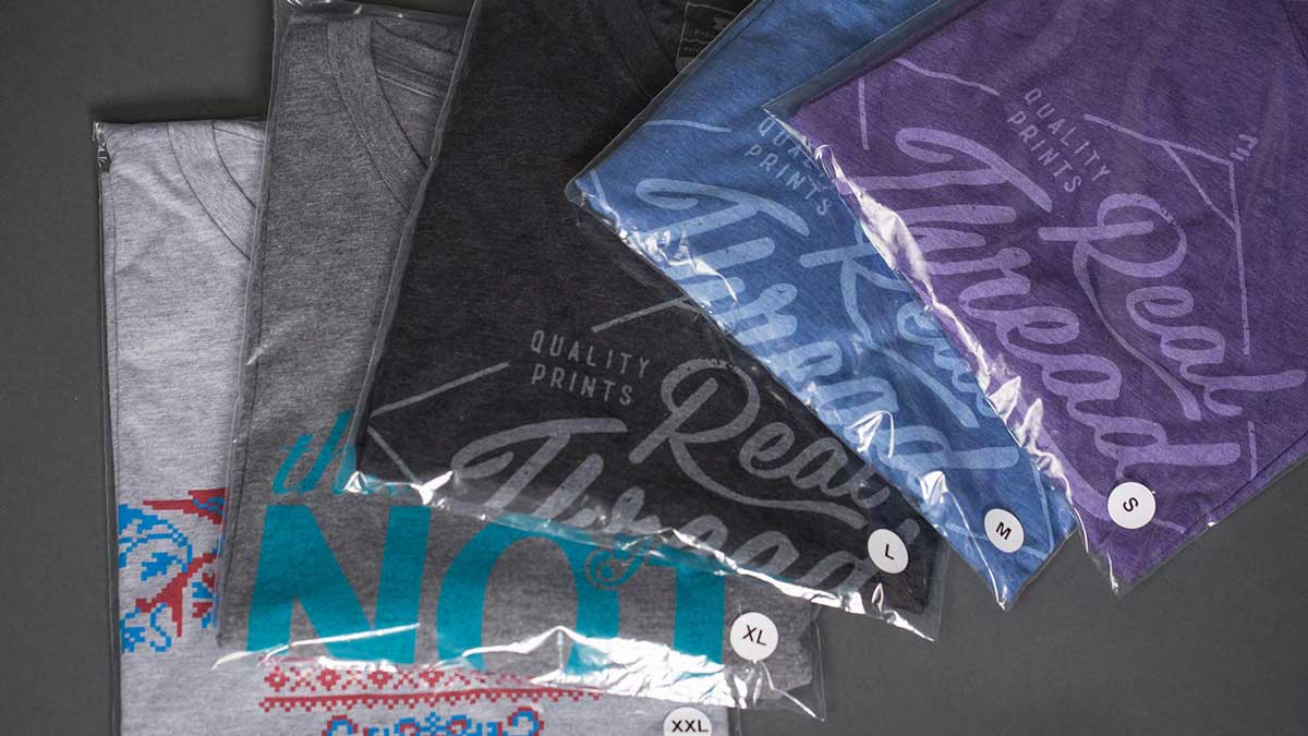 Custom T-Shirt Packaging: Everything You Need to Know