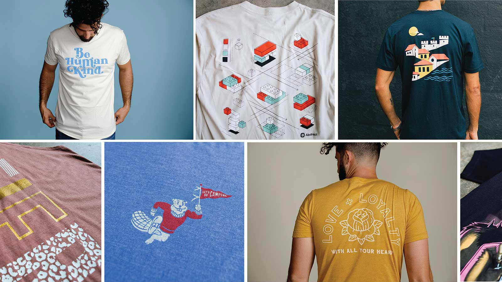 19 of the Most Innovative T-Shirt Designs
