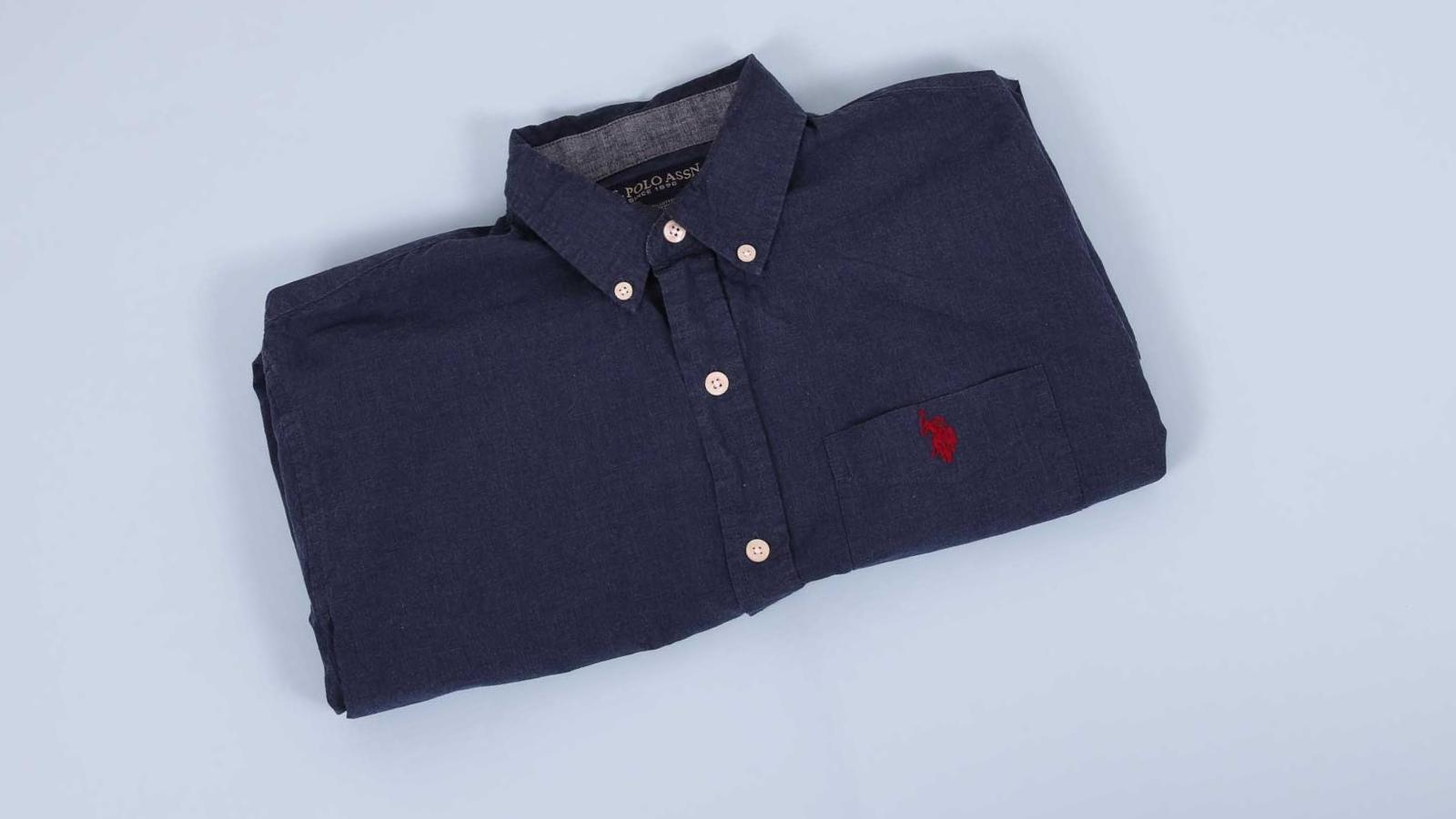 How to Fold any Long Sleeve Shirt the Right Way