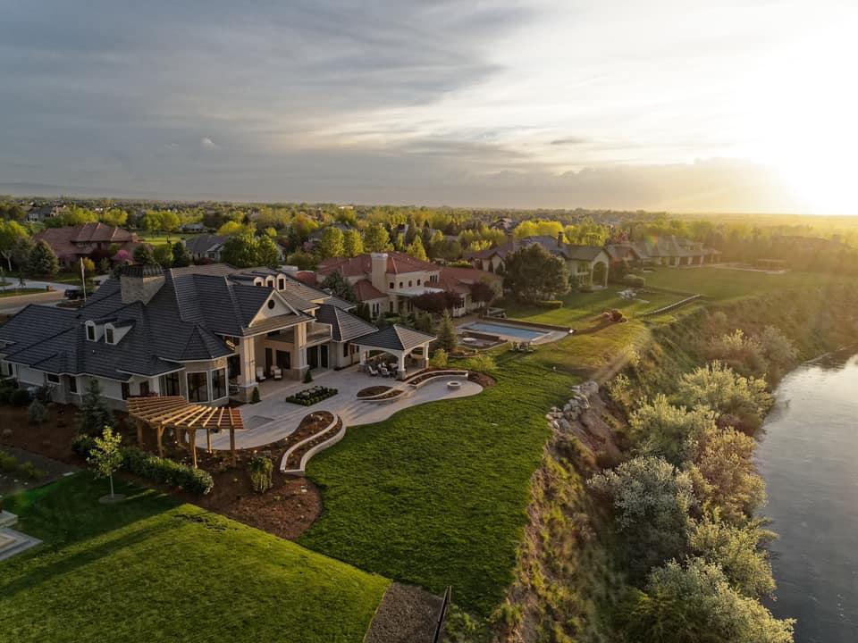 Legacy Homes Website