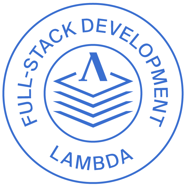 Full-Stack Development - Lambda Stamp