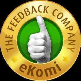 eKomi Logo gold