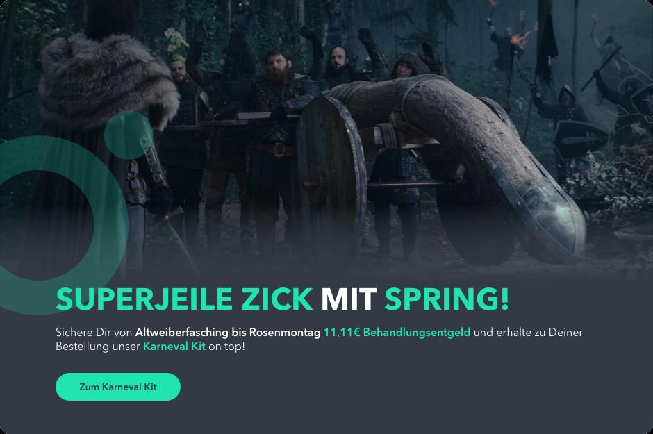 Spring Karneval Kampagne