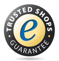 Trusted Shops Guarantee Logo gold