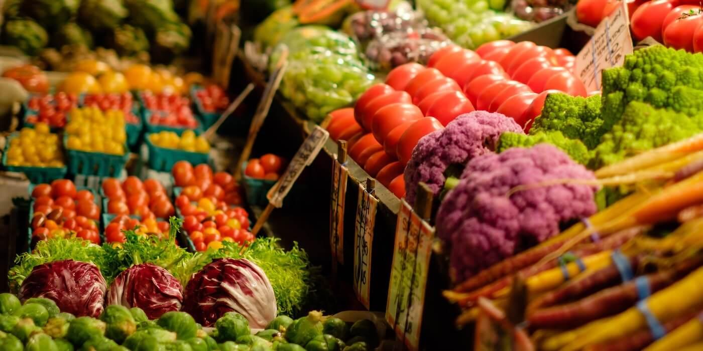Frisches Gemüse   Thomas Le - Unsplash