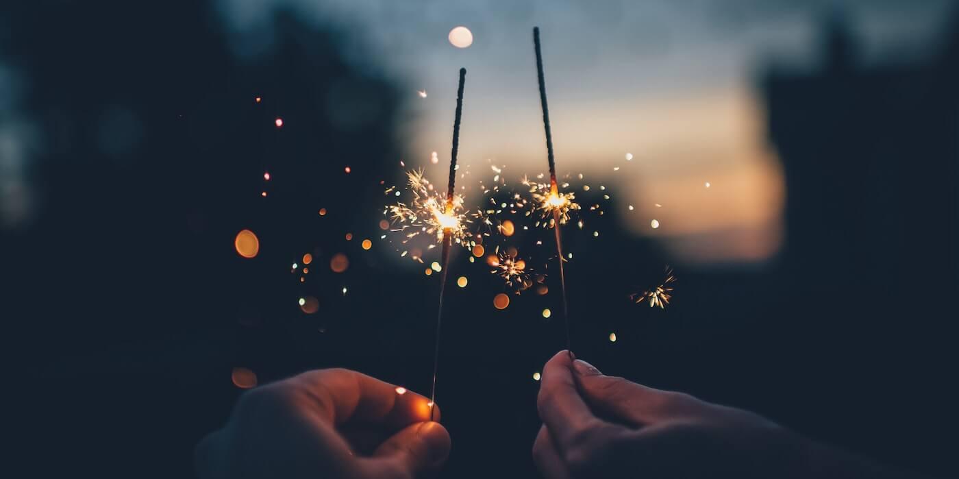 Wunderkerzen | Ian Schneider - Unsplash