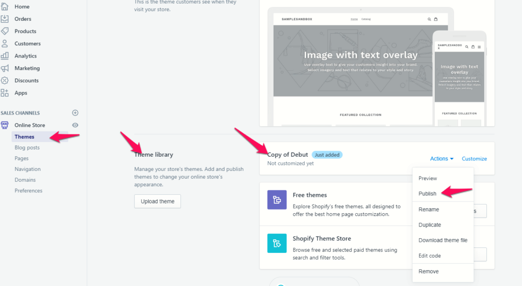 How to Edit Theme Files in Shopify (Visual Guide) | Shogun