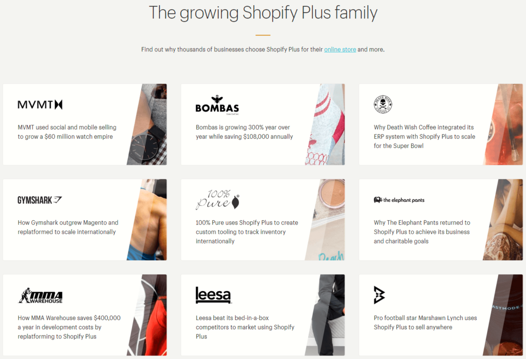 Shopify Plus: The Benefits of Upgrading to Shopify Plus | Shogun