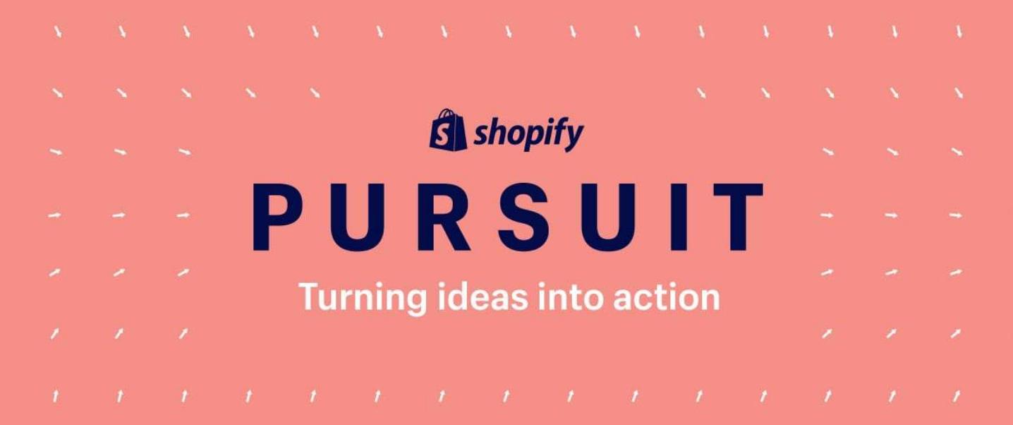 Illustration of Shopify Pursuit