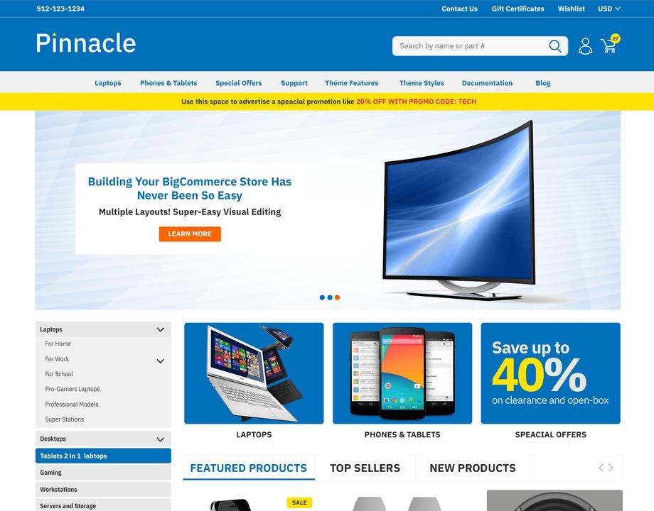 Pinnacle Tech