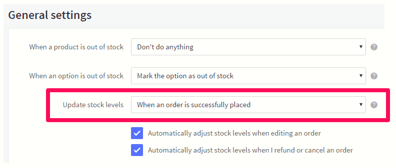 Automate what happens when orders are placed in your system