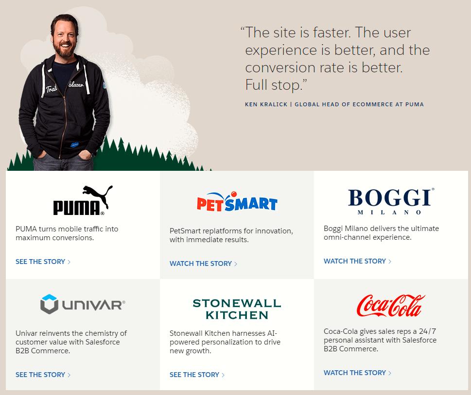 Commerce Cloud users
