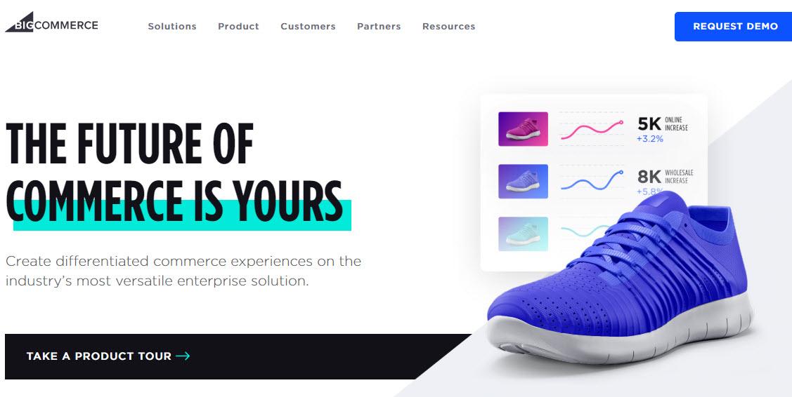 BigCommerce Headless Commerce