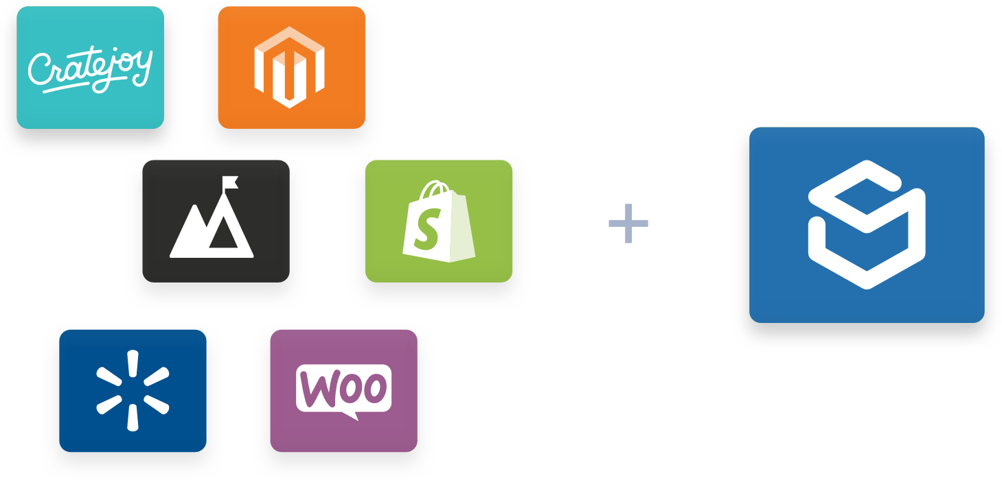 Order fulfillment services integration