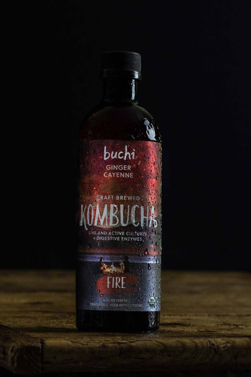 Buchi | Wildcrafted Kombucha, Kefir Soda, and Shrub Soda