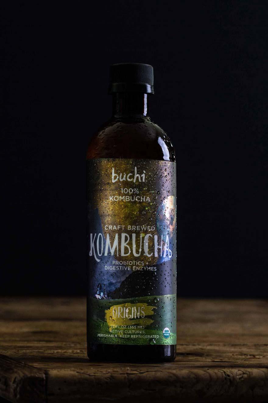 100% Kombucha
