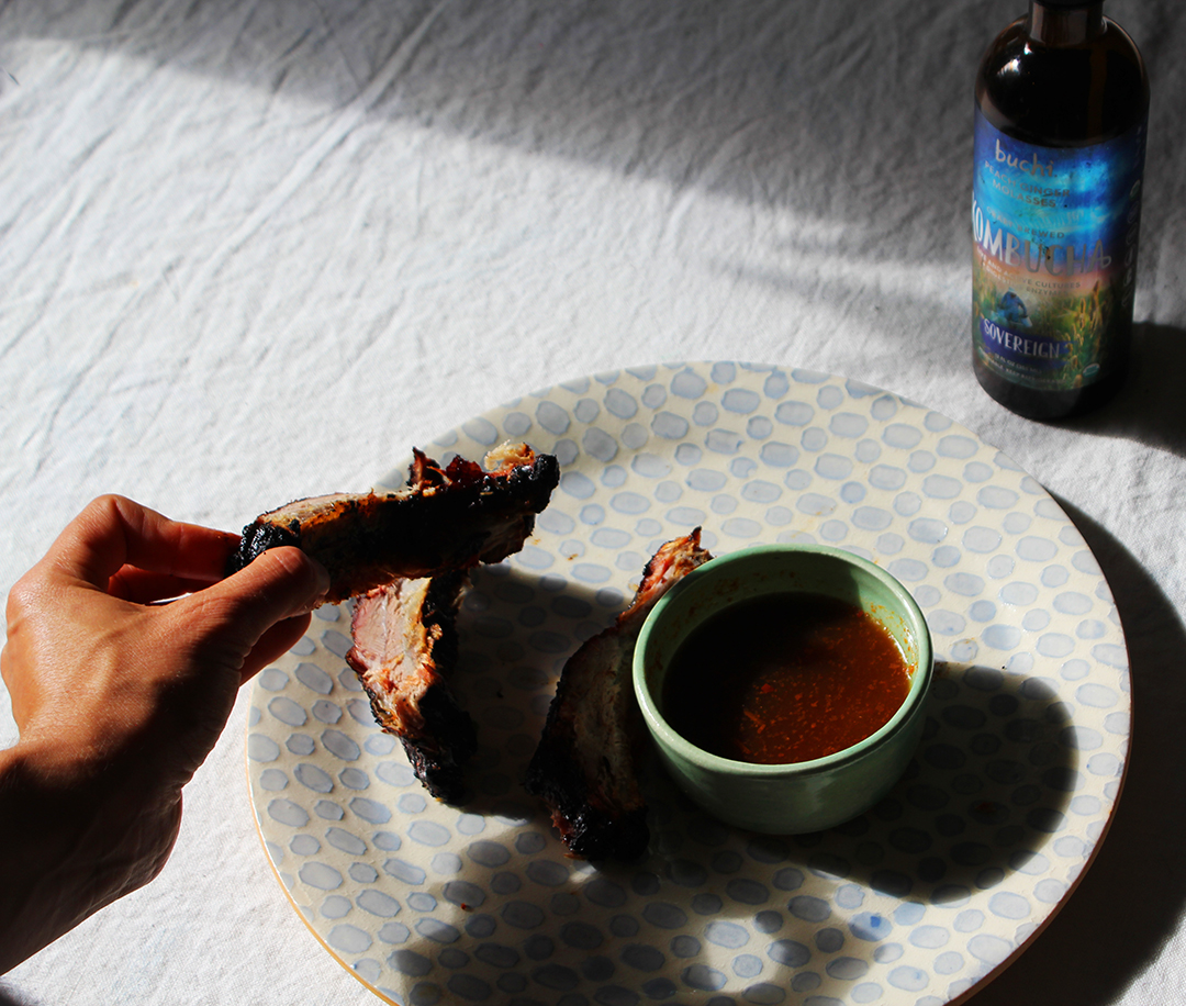 Kombucha BBQ Sauce