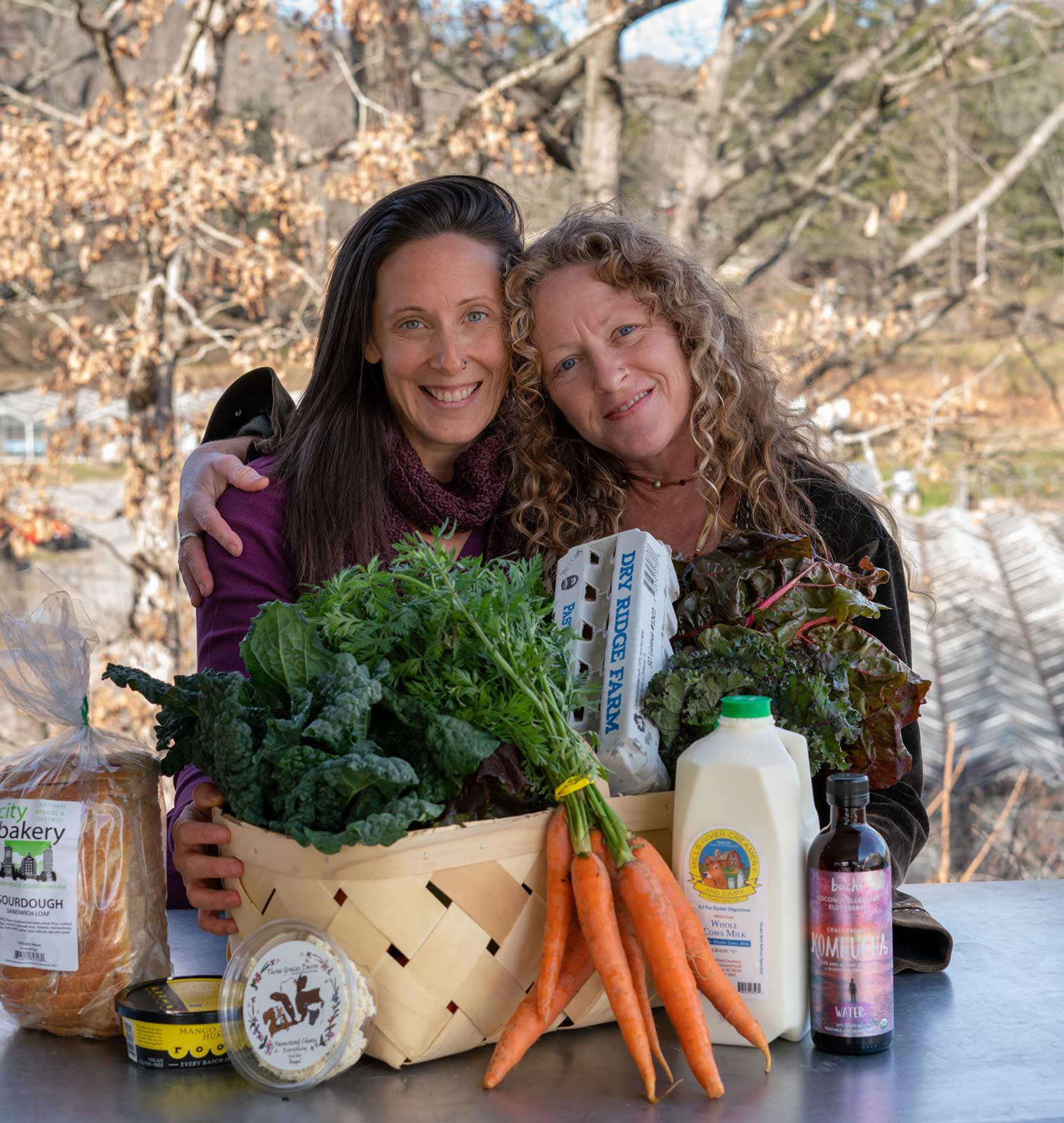 Portraits of Our Partners: Mother Earth Food