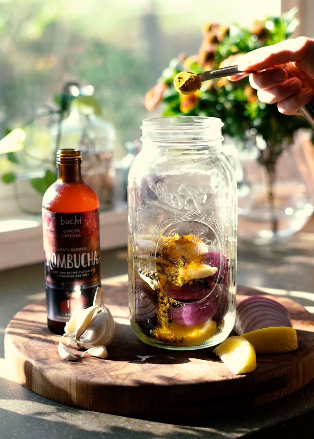 Buchi Fire Cider