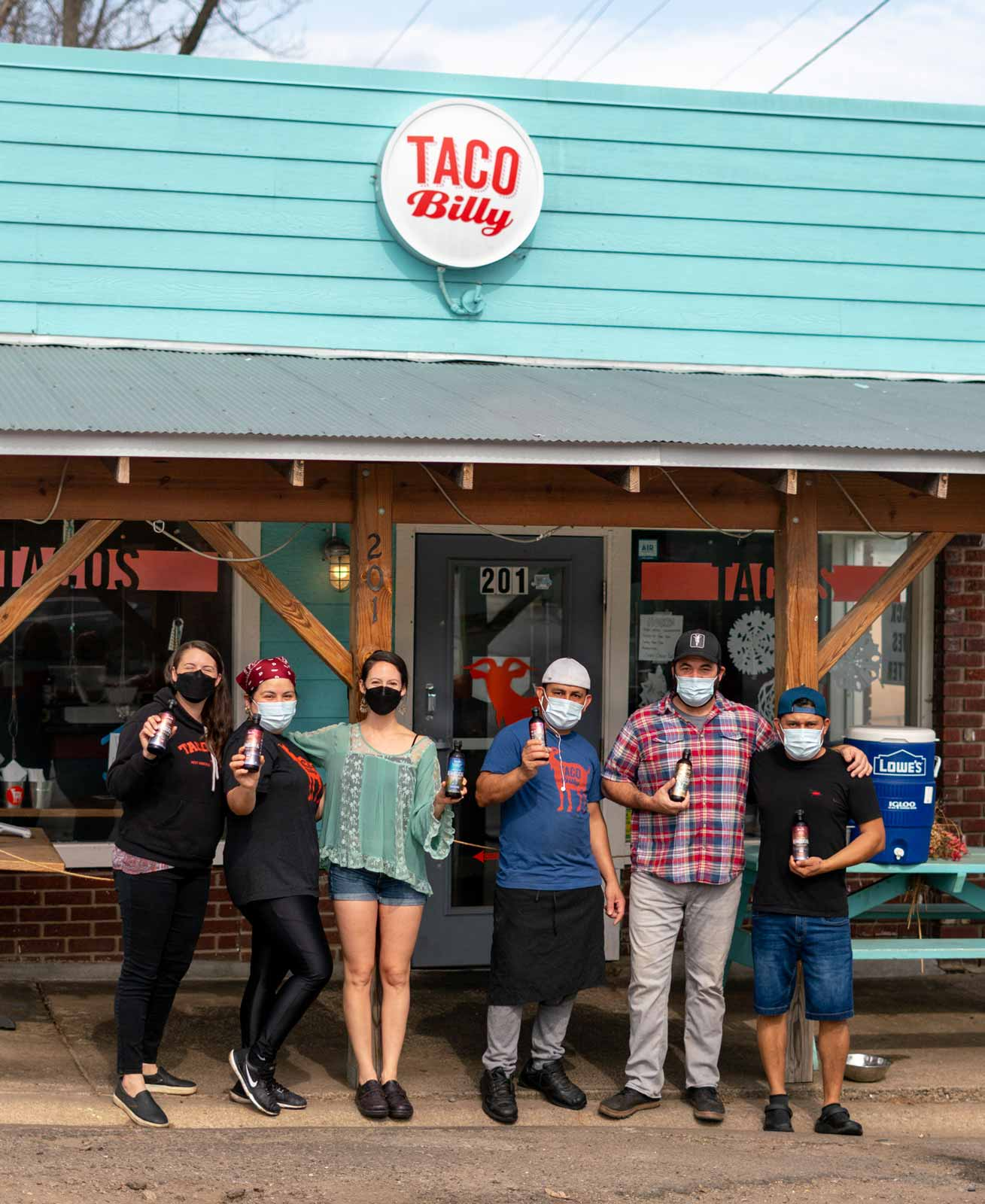 Portraits of Our Partners: Taco Billy
