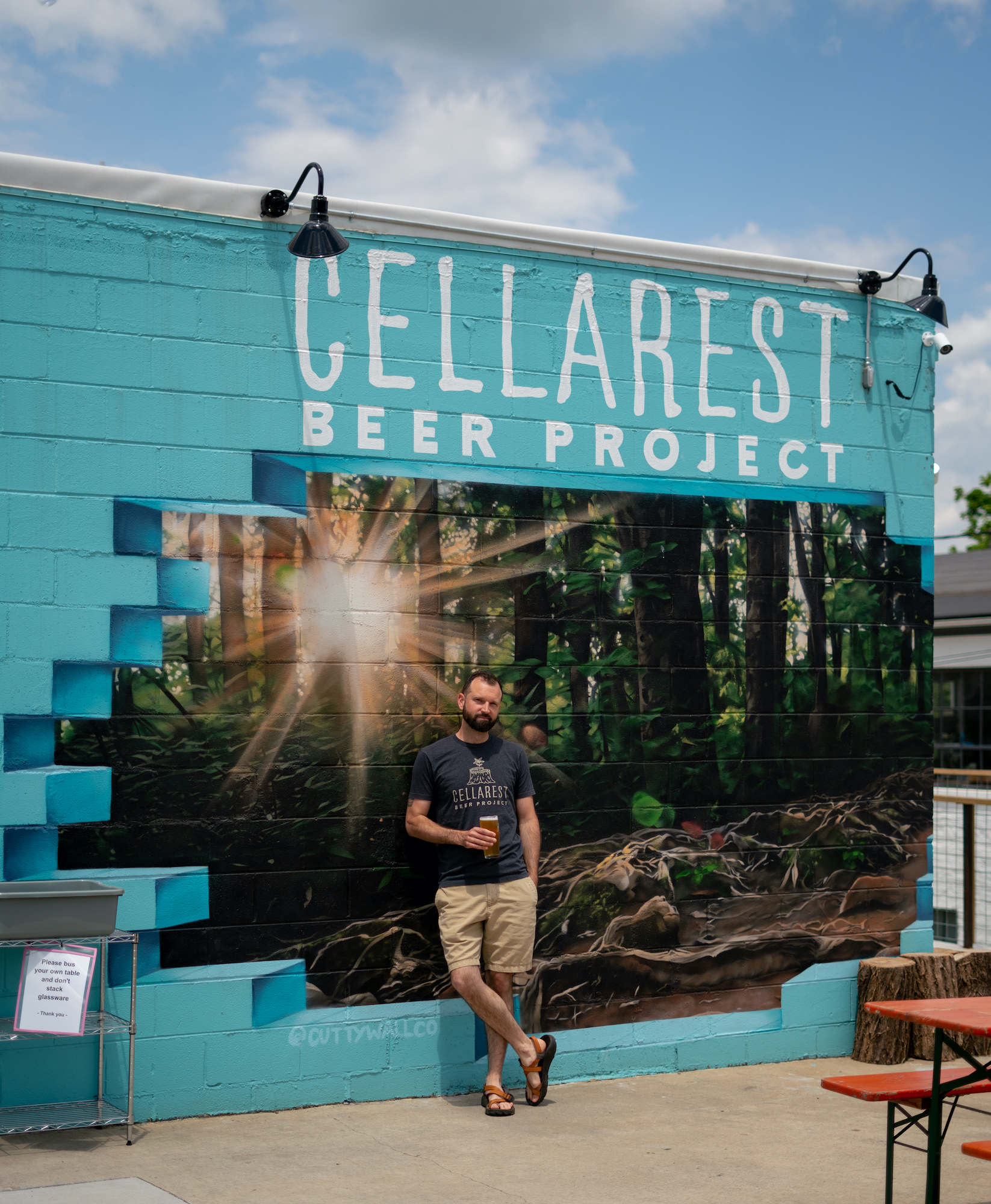 Portraits of Our Partners: Cellarest Beer Project