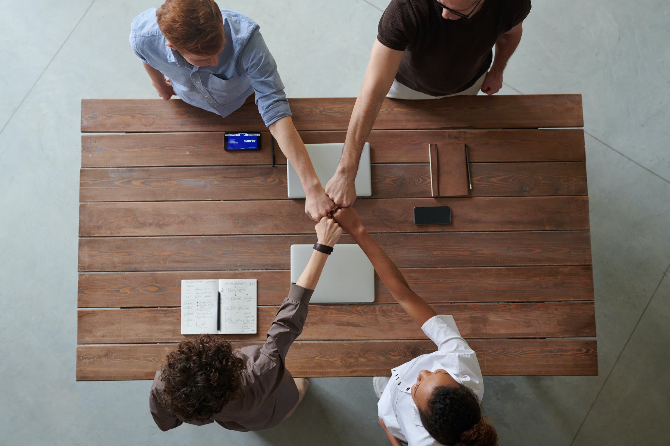 How to build the optimum team to manage payments