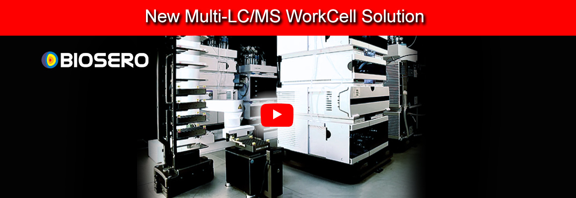 See Biosero's Multi-LC/MS WorkCell in Action!