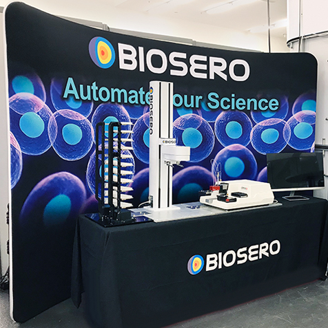 Biosero at SLAS Europe