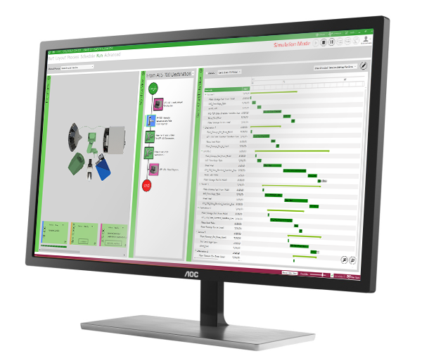 Automation software creates a fluid ecosystem for LC/MS methods