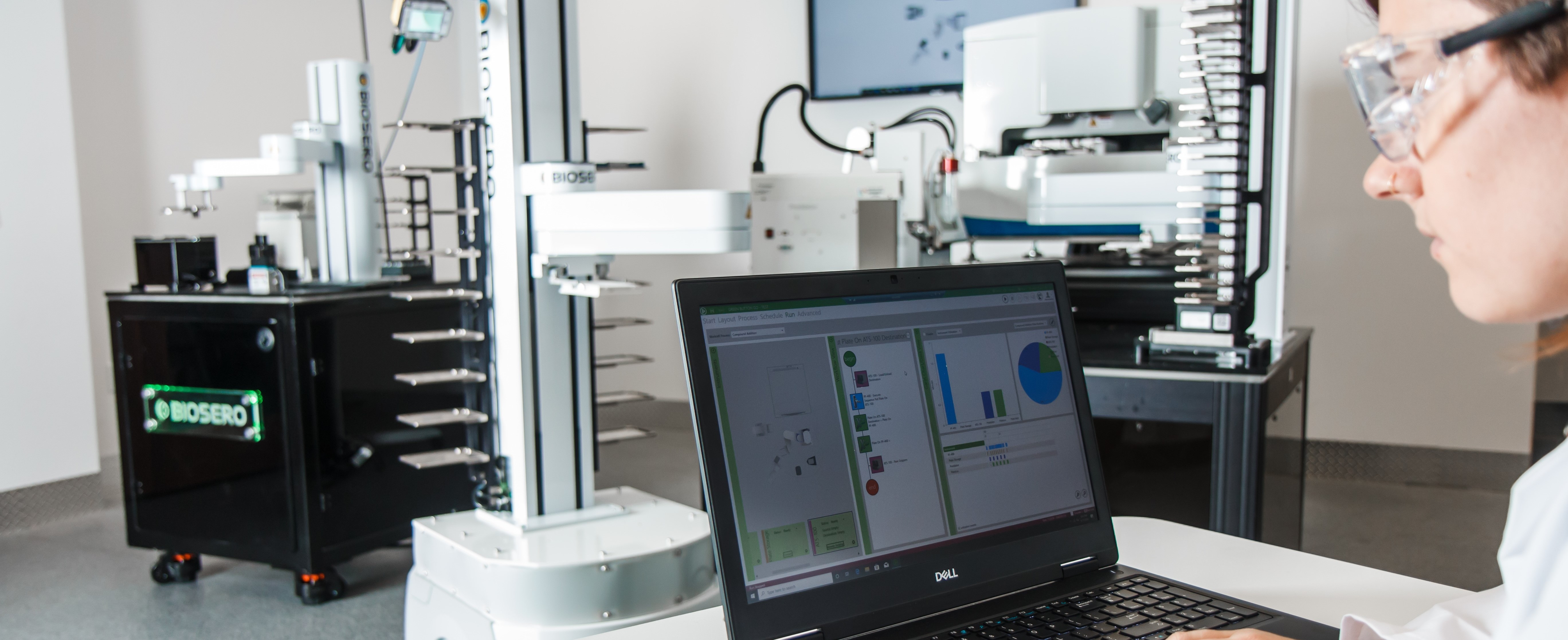 Option 3: Experience the Biosero Acceleration Lab