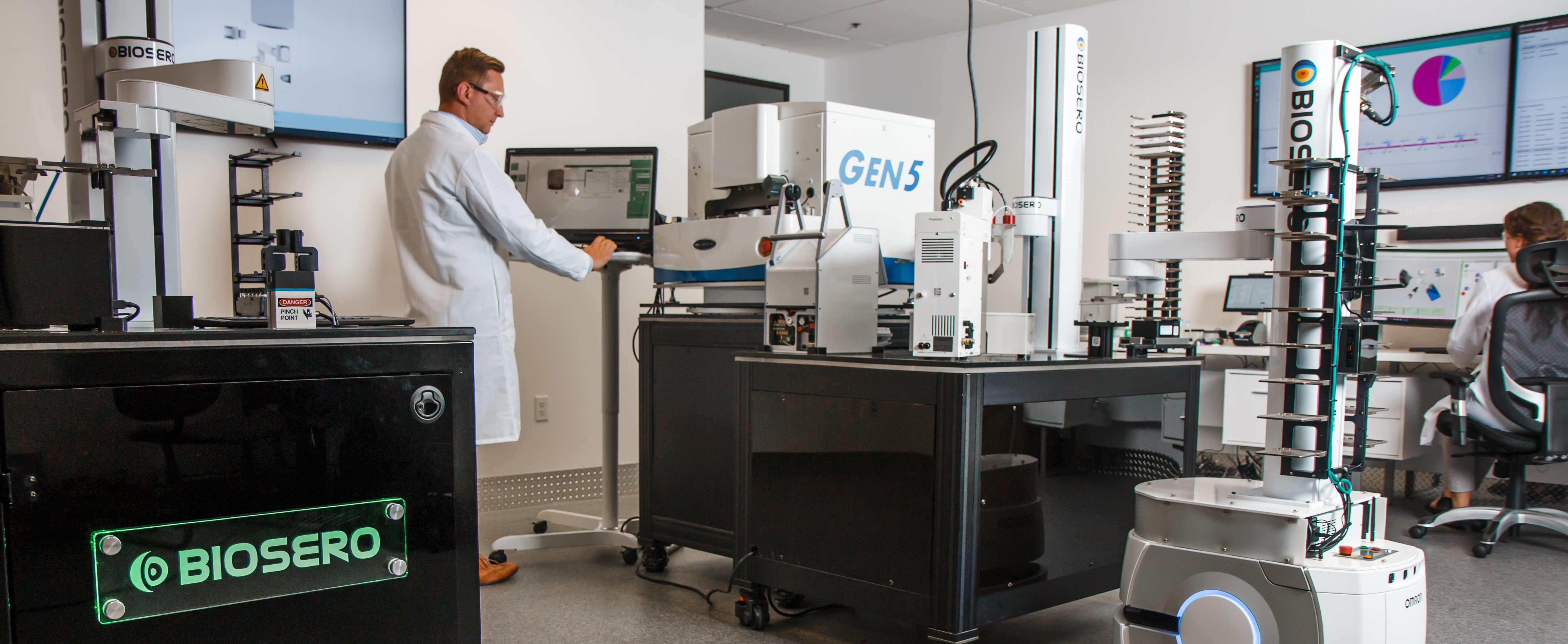 Biosero Acceleration Lab Demonstrates Most-Advanced Lab Automation Experiences in Pharmaceutical, Life Science and Research