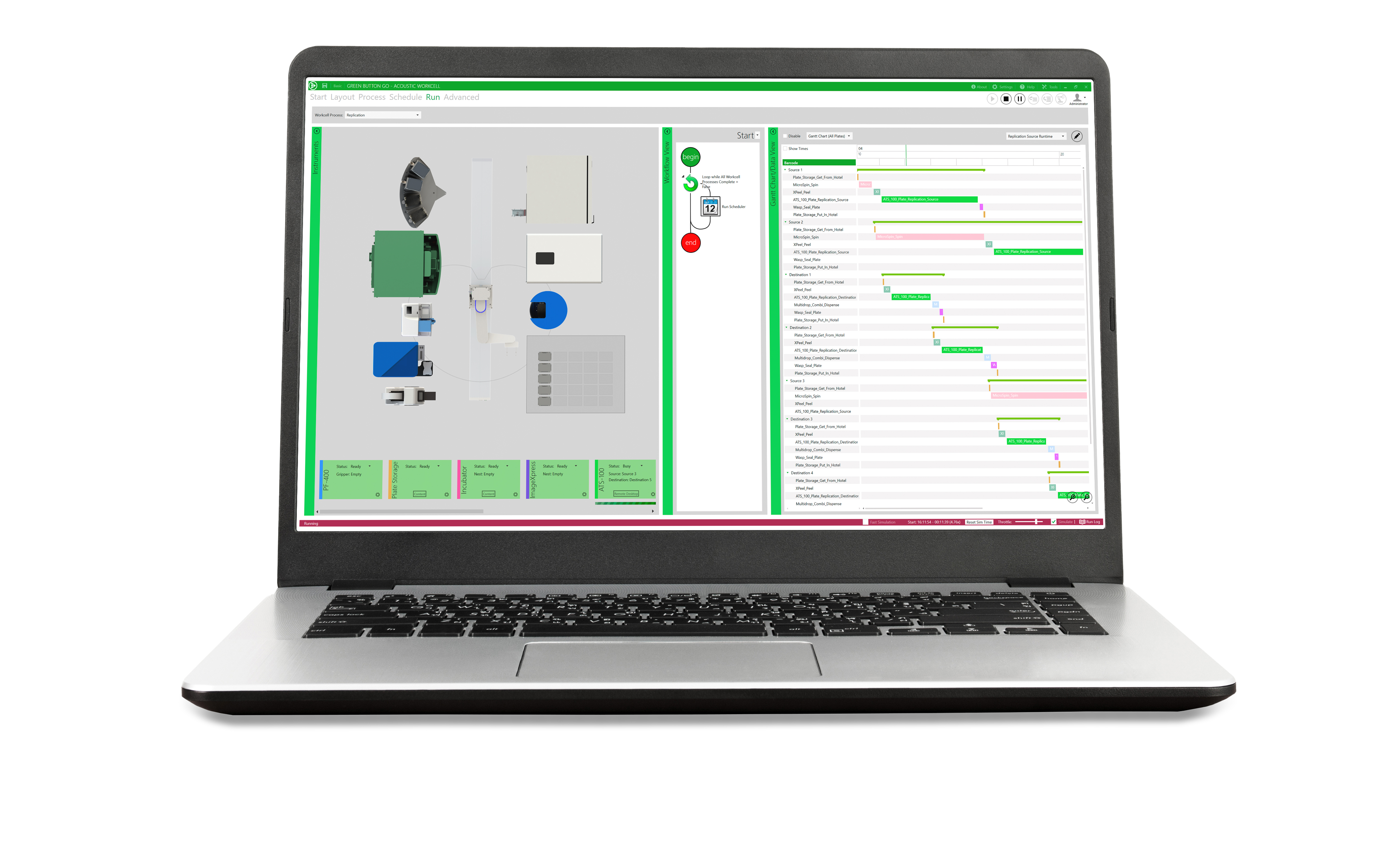 Biosero Releases Mid-Year Green Button Go Software Upgrade that Improves Accessibility in the Lab