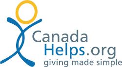 Canada Helps donation logo