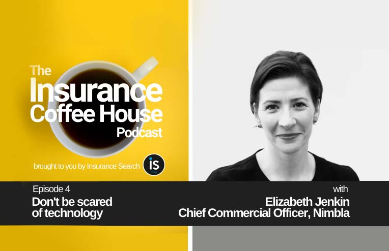 Elizabeth Jenkin, CCO, on The Insurance Coffee House Podcast