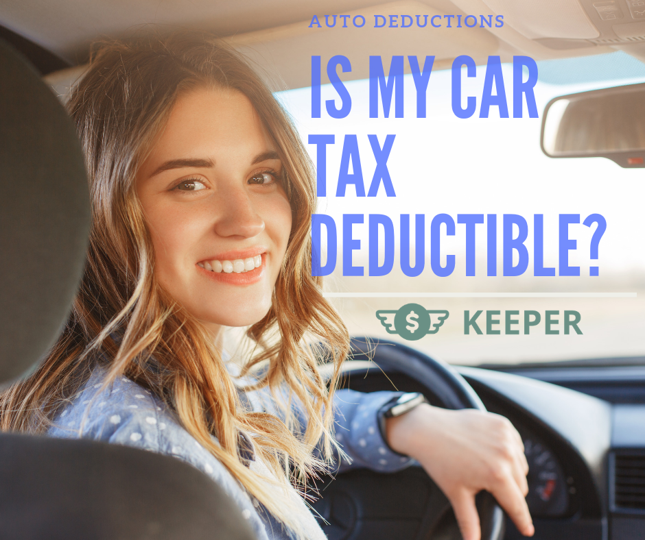 How much can I deduct on my taxes for using a car for my work as a 1099 contractor?