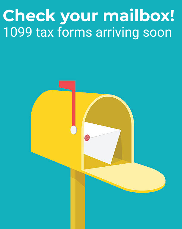What's a 1099 tax form?
