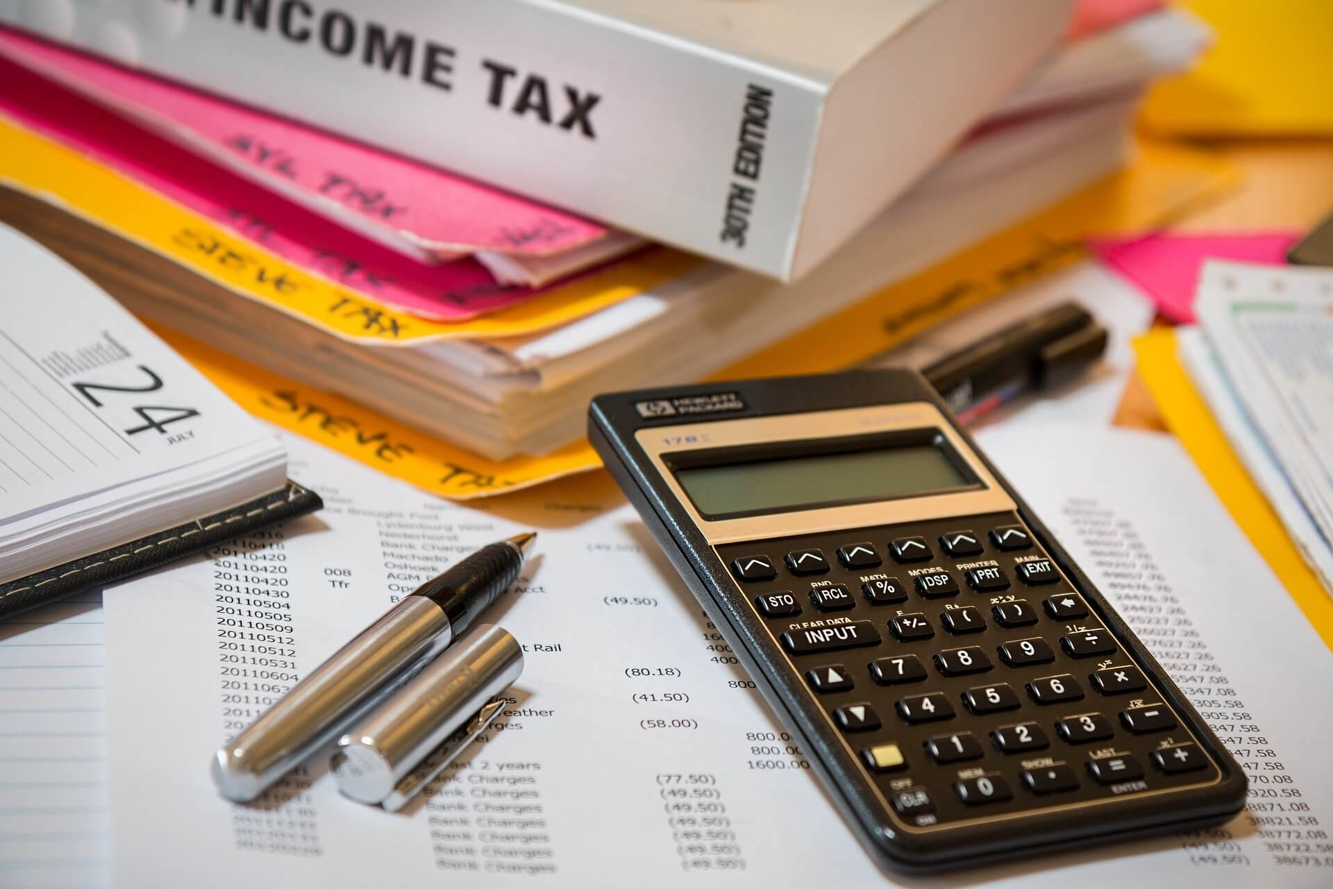 Finding Your Income 1099 Tax Bracket for Independent Contractors
