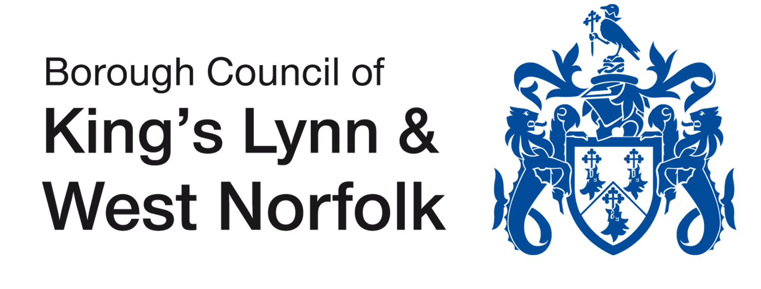 Logo of Borough Council of King's Lynn & West Norfolk