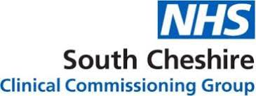 NHS south cheshire ccg logo