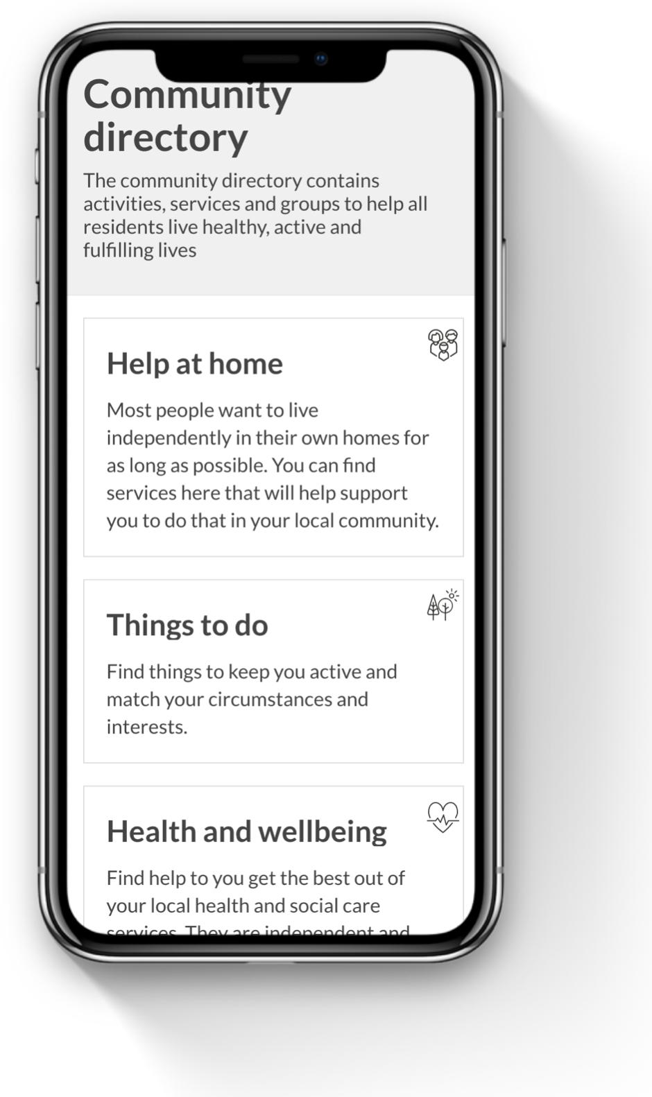 IEG4 community directory