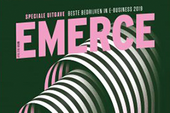 Digital Natives awarded best digital agency 2019 by Emerce! (Dutch)
