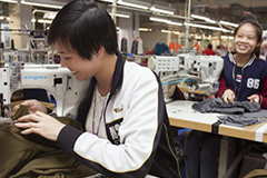 A digital strategy & platform for a fair clothing industry