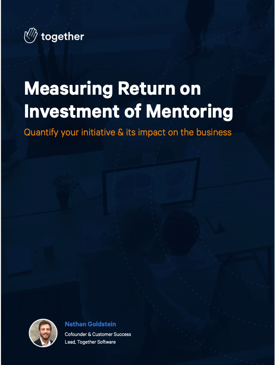 Measuring Return on Investment of Mentoring