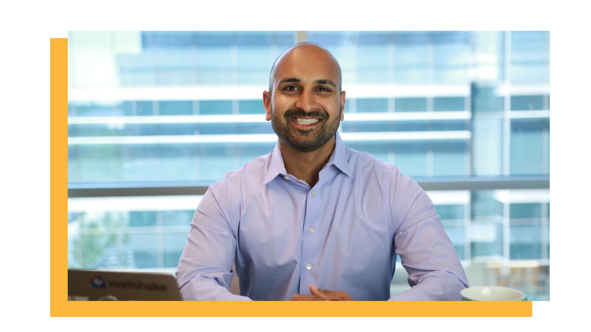 Sujan Patel is the co-founder of Mailshake and a key champion behind making Mailshake more diverse.