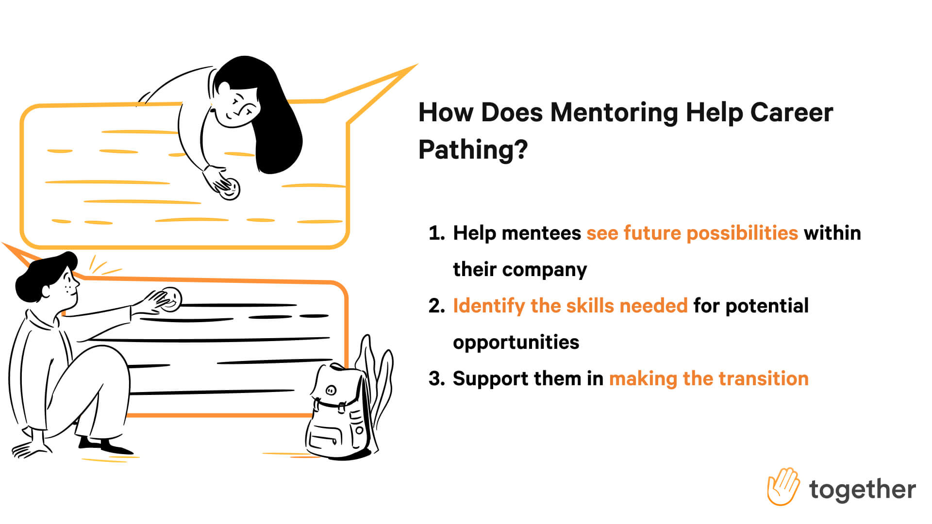 How Does Mentoring Help Career Pathing?
